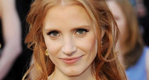 Jessica Chastain opens up about her love life