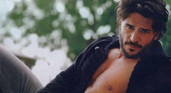 Joe Manganiello talks True Blood nude scenes