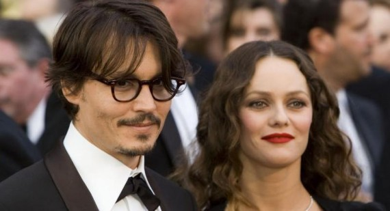 Johnny Depp & Vanessa Paradis: Over Since 2010?
