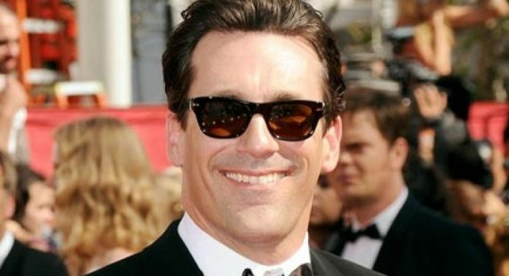 Jon Hamm compares himself to Brad Pitt and Ryan Reynolds