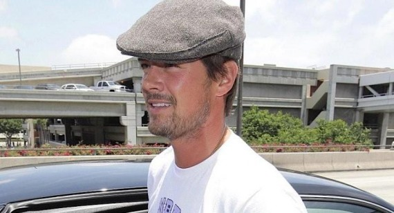 Josh Duhamel returns to North Dakota home town