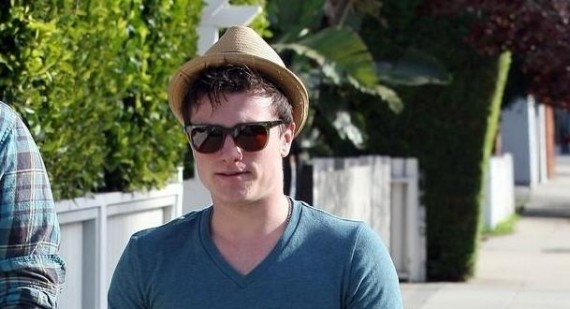 Josh Hutcherson is one of People's Sexiest Men Alive