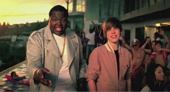 Justin Bieber tribute to Sean Kingston