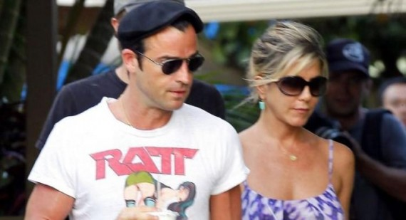 Justin Theroux will not marry Jennifer Aniston. Kids off the agenda too