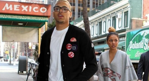 Karrueche Tran struggles to get over Chris Brown as pair continue meeting