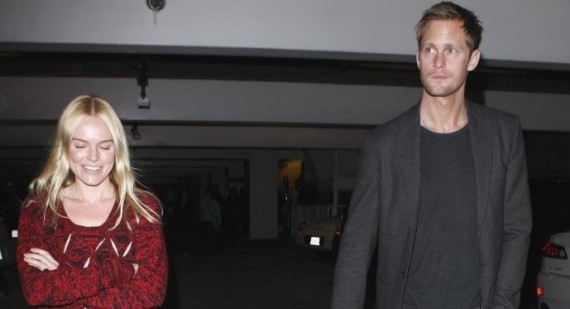 Kate Bosworth praises Straw Dogs co star Alexander Skarsgård
