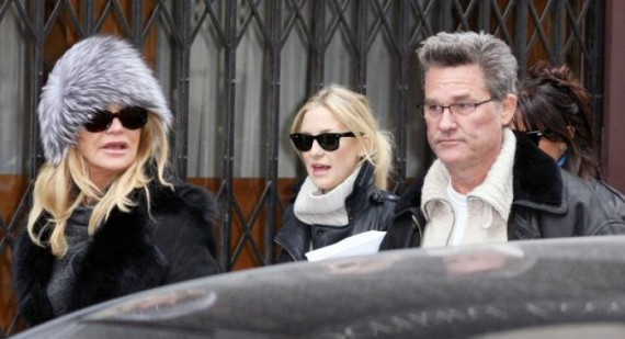 Kate Hudson's mum Goldie Hawn not marrying Kurt Russell
