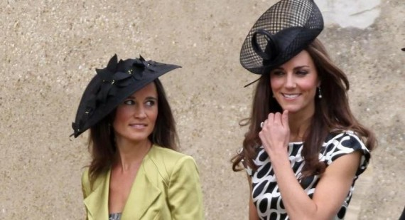 Kate Middleton worries Pippa Middleton will embarrass her