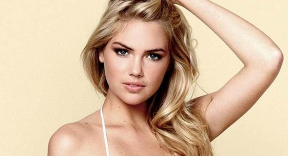 Kate Upton on Kanye West dating rumours