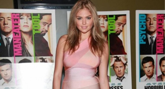 Kate Upton to be future Bond girl?