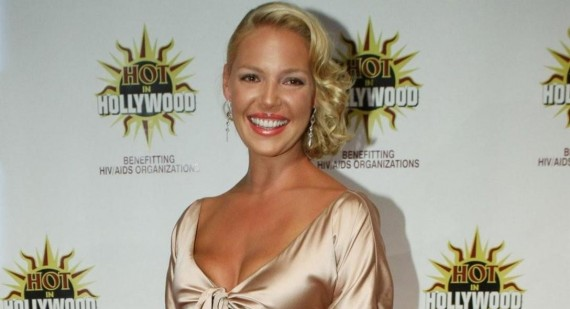 Katherine Heigl discusses adoption, and reveals new daughter's name