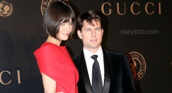 What is Tom Cruise and Katie Holmes' Love Story?
