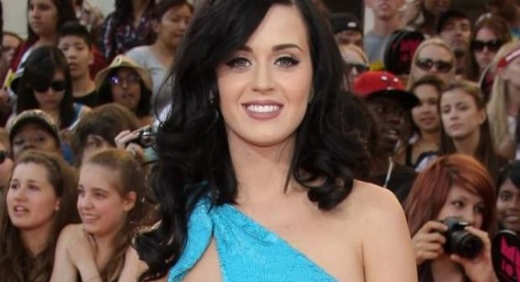 Who did Katy Perry write the song ur so gay for?