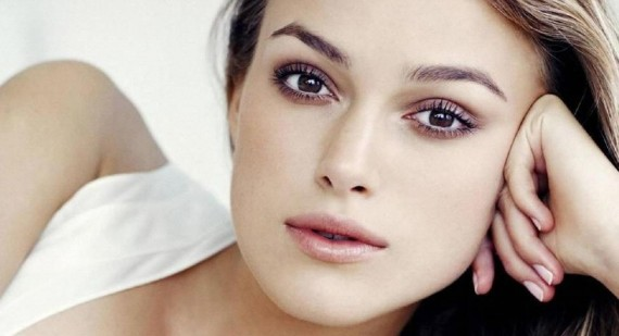 Keira Knightley doesn't mind exposing her 'small' chest, but not her bottom