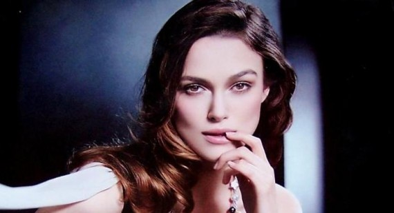 Keira Knightley told off by Joe Wright