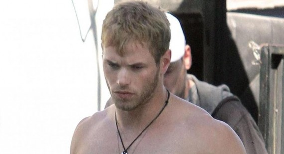Kellan Lutz preferred Immortals to Twilight