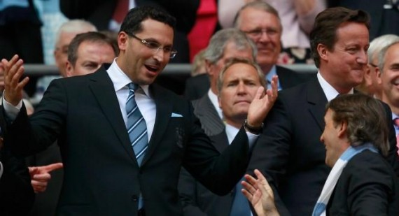 Khaldoon al Mubarak ready to show Tevez the exit