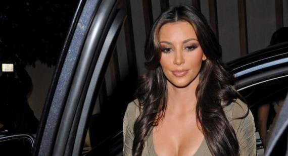 How did Kim Kardashian's sex tape get released?