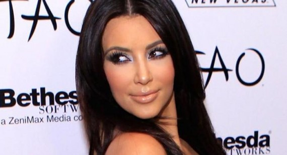 What is Kim Kardashian famous for besides having a fat a**?
