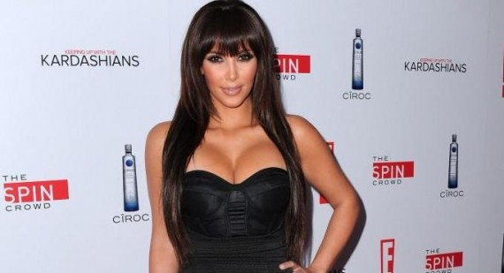 Kim Kardashian's curves steal the show in The Kardashian Kollection photoshoot