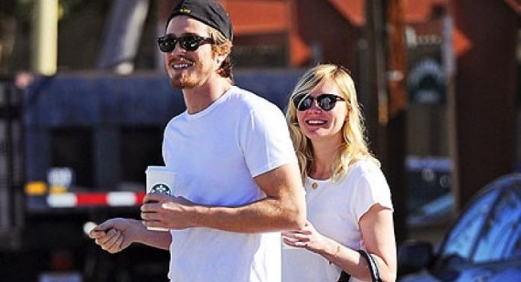 Kirsten Dunst calls Garrett Hedlund 'The One'?