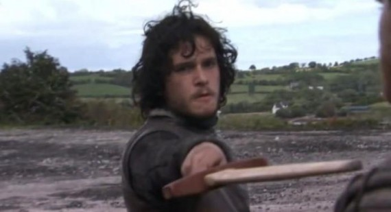 Kit Harington to play King Arthur in Arthur and Lancelot