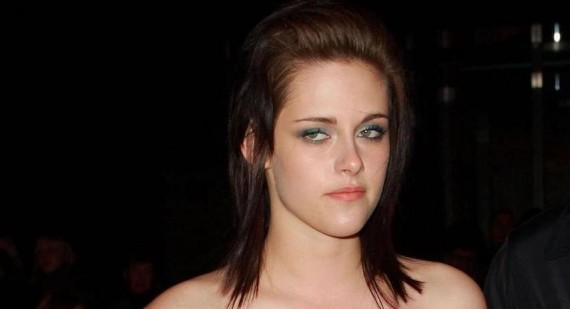 Kristen Stewart Spotted Partying With Lindsay Lohan