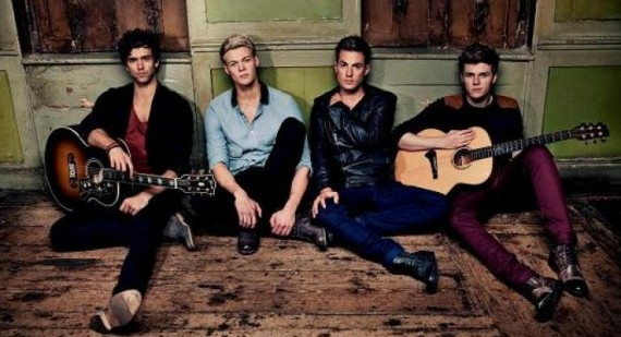Lawson out to emulate One Direction success