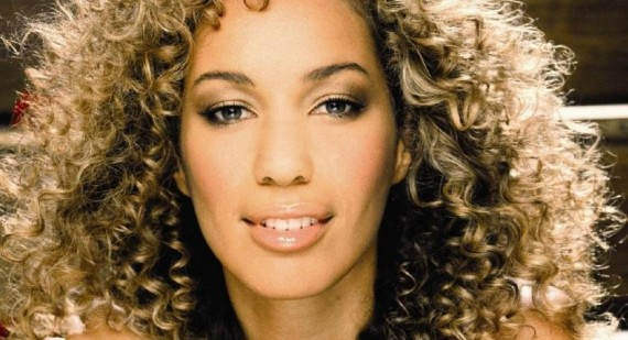 Leona Lewis was once a mistreated animal