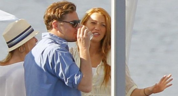 Leonardo Dicaprio And Blake Lively In Disneyland News Fans Share