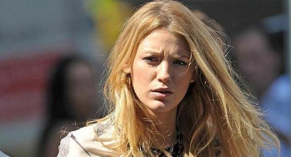 What is Blake Lively's face shape?