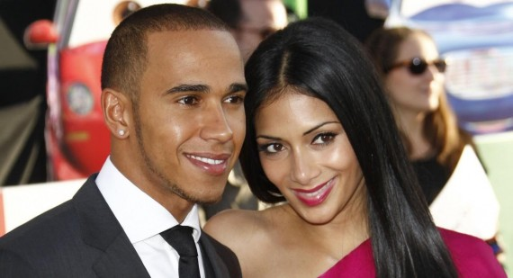 Lewis Hamilton and Nicole Scherzinger split after four years together