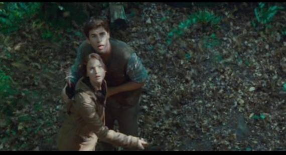 Liam Hemsworth reveals his inspiration for Gale in The Hunger Games
