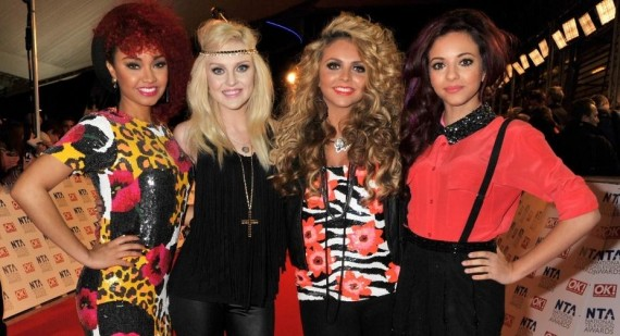 Little Mix discuss training and fitness regime