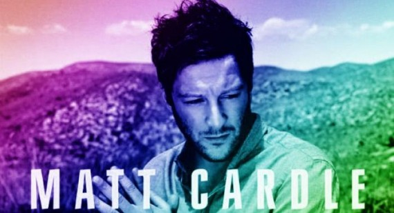 Madcap Matt Cardle in blatant publicity quest with launch of album near