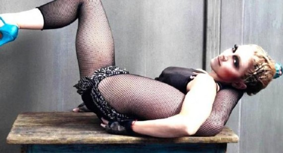 Madonna slams Karl Lagerfeld fat Adele comments
