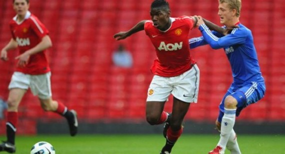Manchester United's Paul Pogba signs for Juventus?