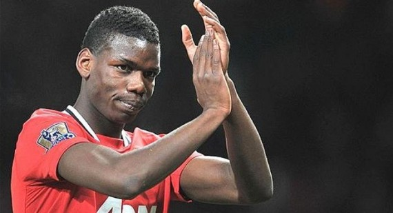 Manchester United's Paul Pogba still in contract limbo