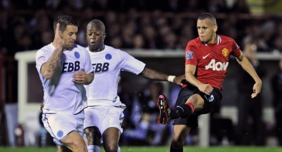 Manchester United's Ravel Morrison to follow Paul Pogba to Manchester City?