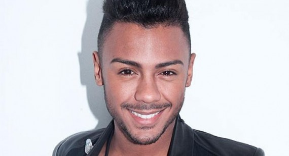 Marcus Collins reveals his beauty secrets