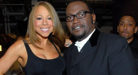 Mariah Carey to be managed by Randy Jackson?