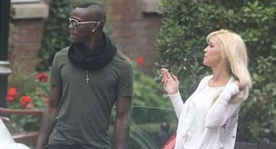 Mario Balotelli dating a porn star?