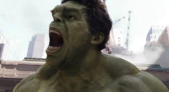 Mark Ruffalo reveals the first time he saw his Hulk