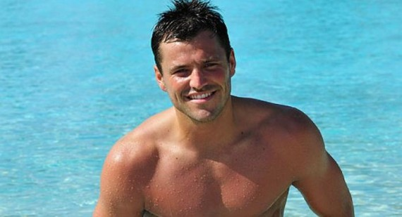 Mark Wright Would Love Christian Grey Role In Fifty Shades Of Grey
