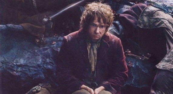 Martin Freeman reveals how the ring affects Bilbo in The Hobbit