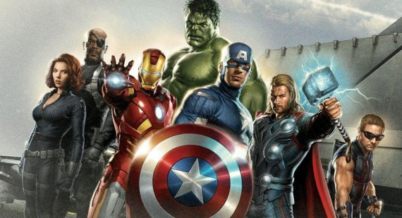 Marvel characters to appear in The Avengers 2