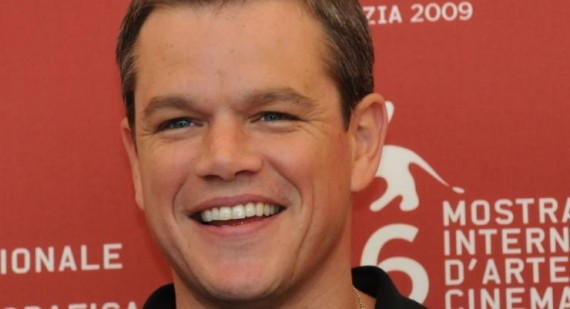 Who did Matt Damon play in Oceans 11?