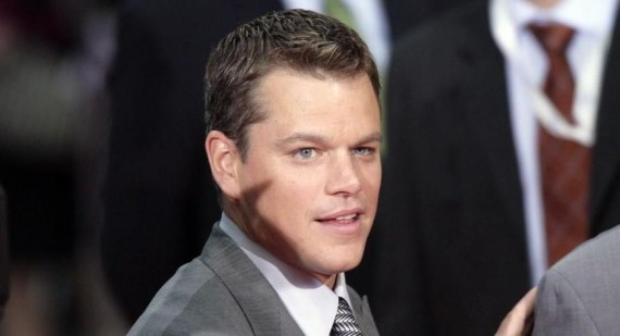 What is Matt Damon's most feminine physical feature?