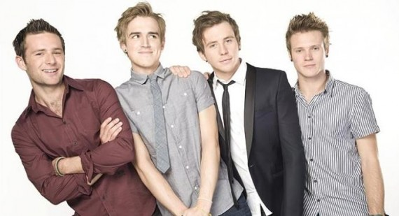 McFly's Tom Fletcher discusses his songs for One Direction