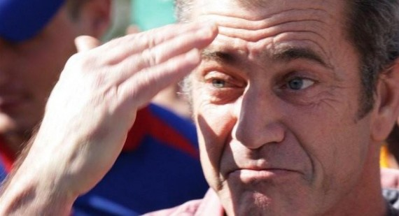 Mel Gibson hits back at anti-Semitism claims
